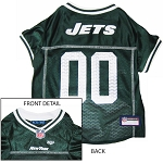 New York Jets NFL Dog Jersey