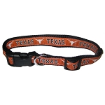 Texas Longhorns Dog Collars