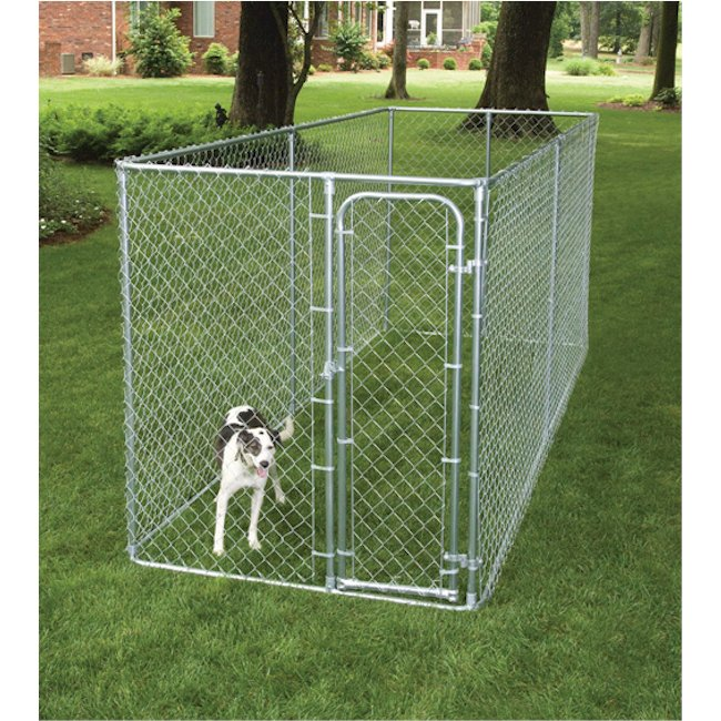 2 In 1 Dog Kennel - HBK11-10977 Free Shipping