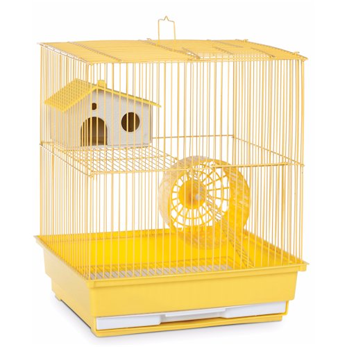 Prevue hendryx two story hamster gerbil cage for 2 story guinea pig cages for sale