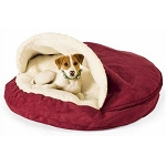 Extra Large Luxury Cozy Cave Dog Bed