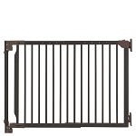 Expandable Walk Thru Dog Gate