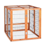 Prevue Pet Products Rabbit Playpen - Large