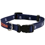 Detroit Tigers Dog Collar
