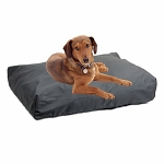 Large Rectangular Pillow Dog Bed