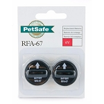PetSafe 6 Volt Batteries RFA-67D-11