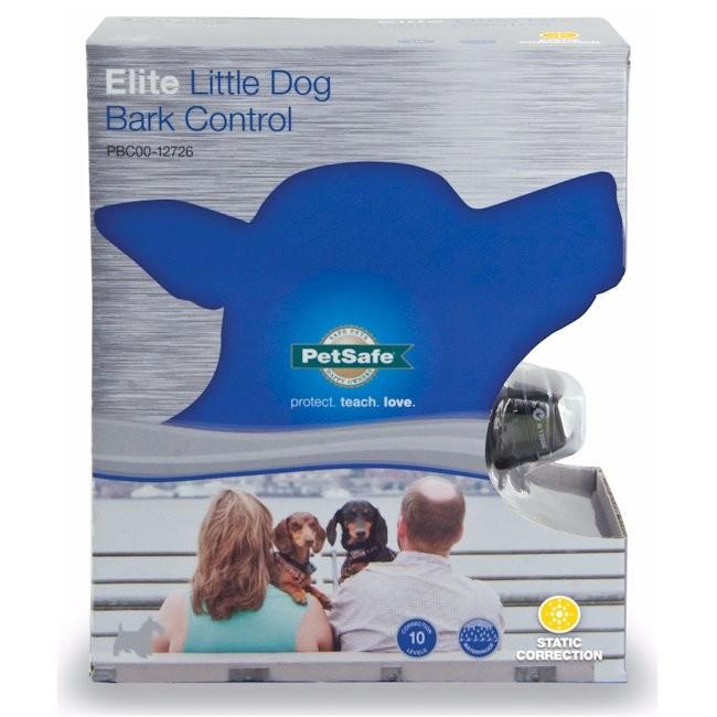 Elite Bark Collar for Little Dogs PBC00