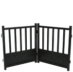 Royal Weave Freestanding Pet Gate