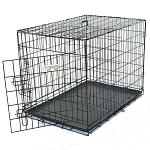 Medium Single Door Dog Crate