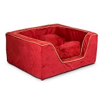 Large Luxury Square Pet Bed