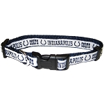 Indianapolis Colts NFL Dog Collars