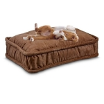 Small Pillow Top Dog Bed