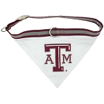 Texas A&M Dog Bandana