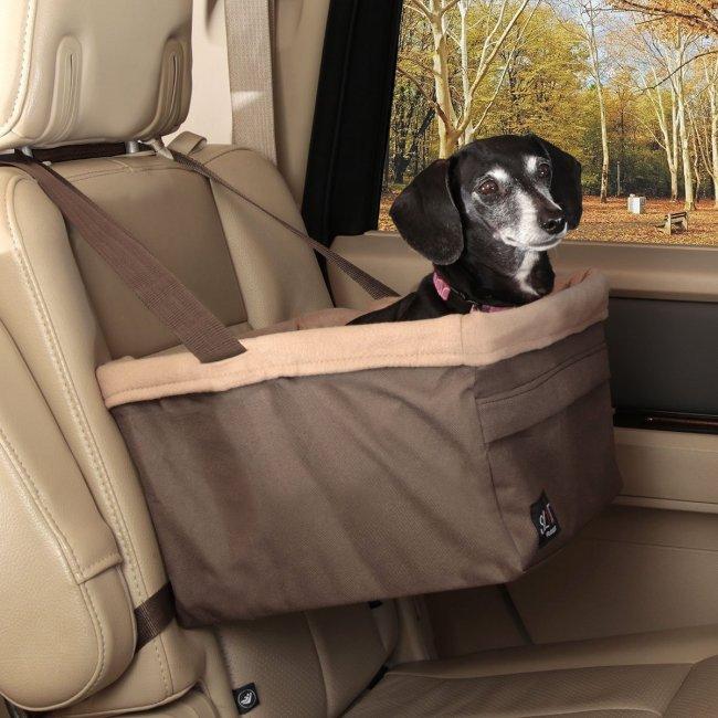 Best Dog Seat Belt >> Solvit Tagalong Booster Seat