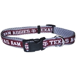 Texas A&M Dog Collars