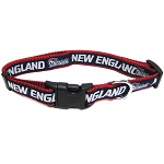 New England Patriots NFL Dog Collars