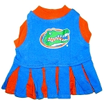 Florida Gators Cheerleader Outfit for Dogs