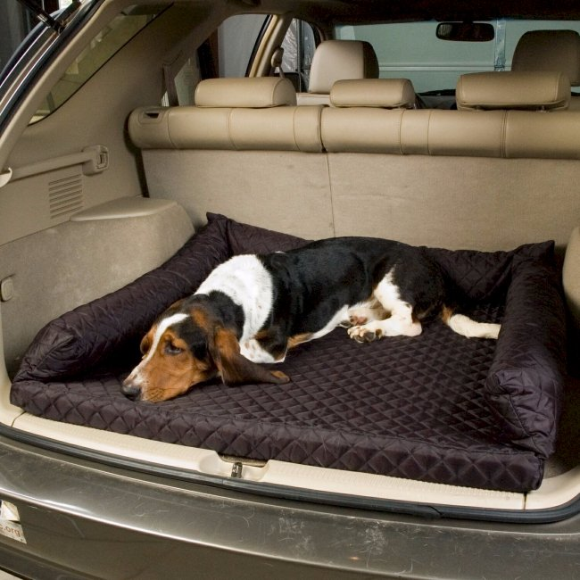 Snoozer Suv Cargo Liner And Pet Bed