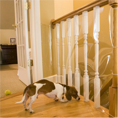 Banister Shield Protector Ks5 Cardinal Pet Amp Child Gates