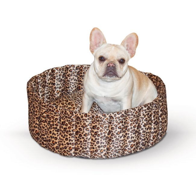 K & H Large Lazy Cup Pet Bed KH-9131