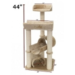 44 Inch Casita Cat Tree