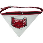 Arkansas Razorbacks Dog Bandana