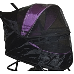 Weather Cover for Pet Gear Special Edition No-Zip Pet Stroller