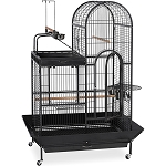 Deluxe Play Top Parrot Cage