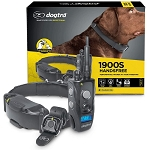 Dogtra 1900S HANDSFREE Control 3/4-Mile Waterproof Ergonomic Remote Dog Training E-Collar