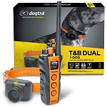 Dogtra T&B Dual 1-Dog Training & Beeper Remote E-Collar