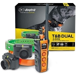 Dogtra T&B Dual 2-Dog Training & Beeper Remote E-Collar