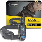 Dogtra 1900S Remote Dog Training Collar - 3/4 Mile Range, Waterproof, Rechargeable