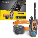 Dogtra 2700T&B 1-Mile 1-Dog Training & Beeper Remote Training E-Collar for Upland Gun Dog