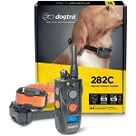 Dogtra 282C Waterproof 1/2 Mile 2-Dog Remote Training Dog E-Collar