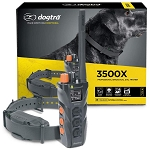 Dogtra 3500X 1.5-Mile Expandable Remote Dog Training E-Collar for Professionals