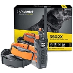 Dogtra 3502X 1.5-Mile 2 Dog Remote Dog Training E-Collar for Professionals