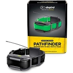 Dogtra Pathfinder Smartphone GPS Tracking  Add-A-Dog Tracking & Training Collars