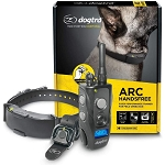 Dogtra ARC HANDSFREE Ergonomic 3/4-Mile Remote Dog Training E-Collar with HANDSFREE and Precise Control