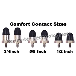 Perimeter Small Comfort Contacts - 1/2 in.