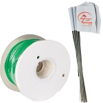 SportDog Dog Fence Wire and Flag Kit 500 Feet