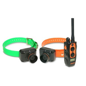 2702T&B Dog Training & Beeper Collar For Two Dogs