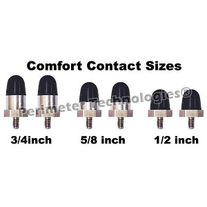 Perimeter Medium Comfort Contacts - 5/8 in.