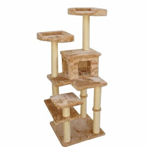 66 Inch Casita Cat Tree