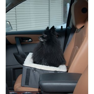 Pet Gear Designer Pet Booster Seat - Slate/PG1118DSL