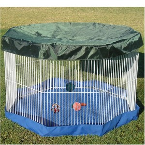 Clean Living Small Animal Playpen Cover
