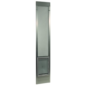Ideal Pet Fast Fit Pet Patio Door For 75 to 77 3/4 Inch Doors