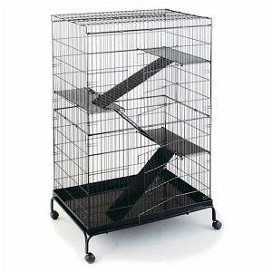 Jumbo Small Animal Cage For Cats Ferrets And Small Pets
