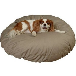 Small Round Pillow Pet Bed