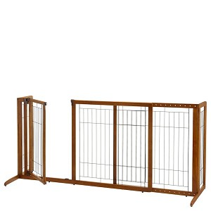 Deluxe Freestanding Pet Gate