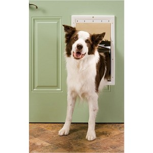 Large PetSafe Plastic Dog Door